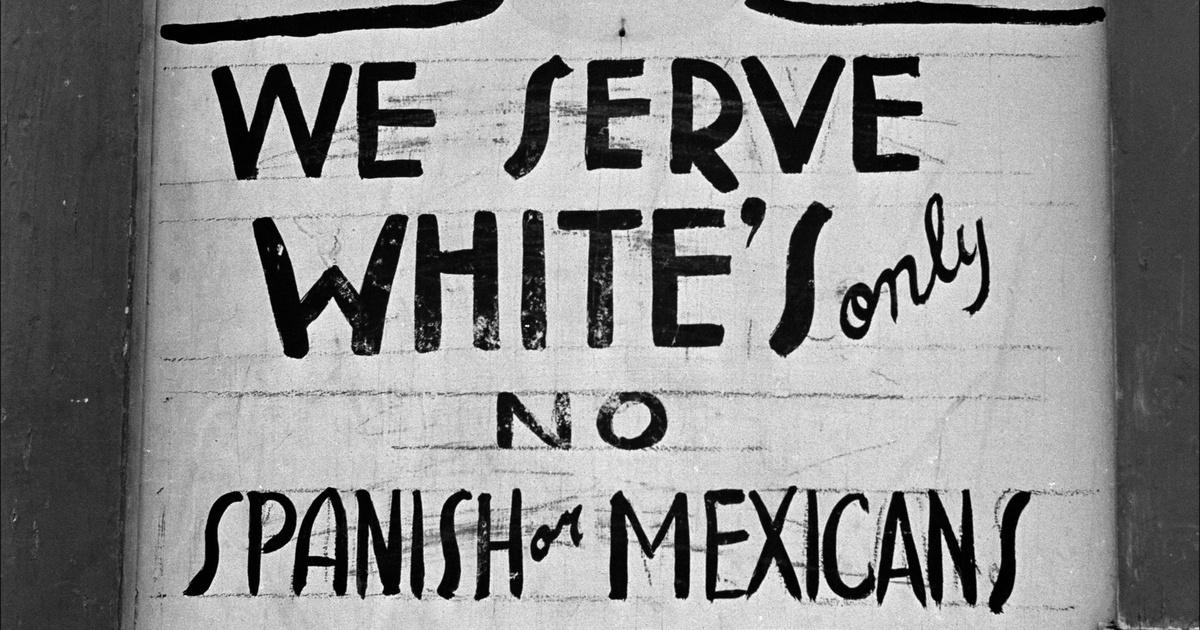 the birth and growth of racism against mexicanamericans
