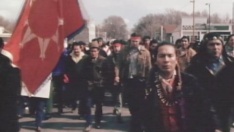 American Experience -- S21 Ep9: What was the American Indian Movement?