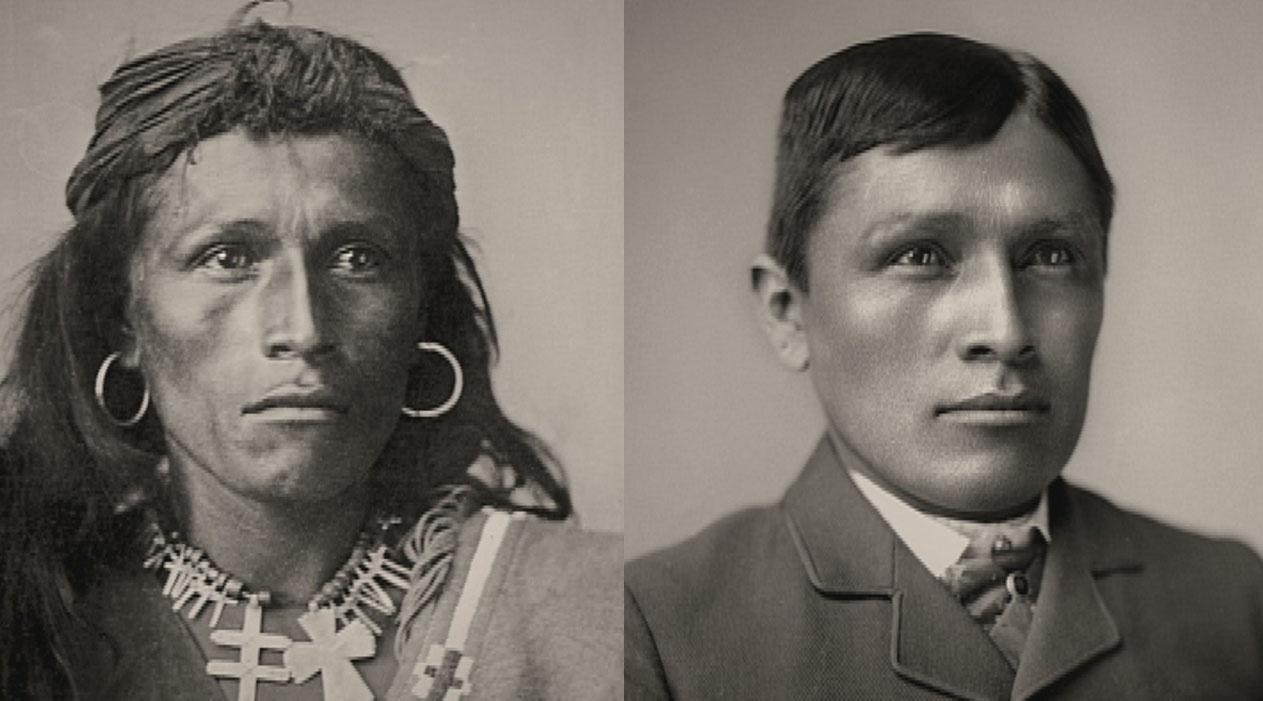 The US Government's Education of Native American Children