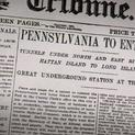 Preliminary Worries with the Pennsylvania Railroad Tunnels
