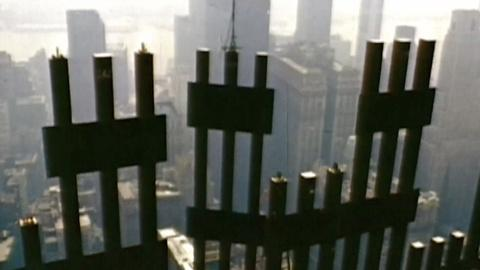 American Experience -- S16: Prefabrication for the Twin Towers