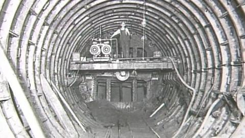 American Experience -- S9: Constructing New York's First Subway