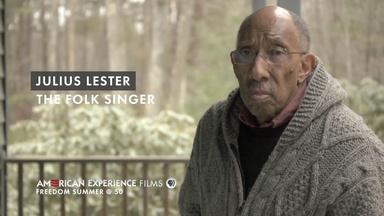 """Julius Lester - """"The Folk Singer"""""""