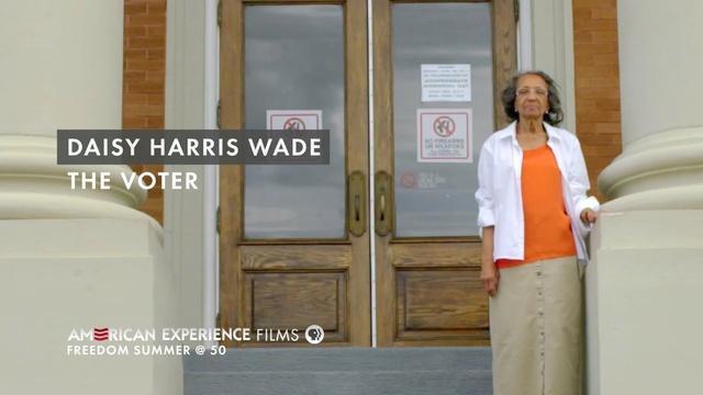 Daisy Harris Wade -