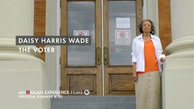 """Daisy Harris Wade - """"The Voter"""""""