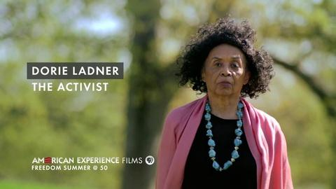 """American Experience -- S26 Ep6: Dorie Ladner - """"The Activist"""""""