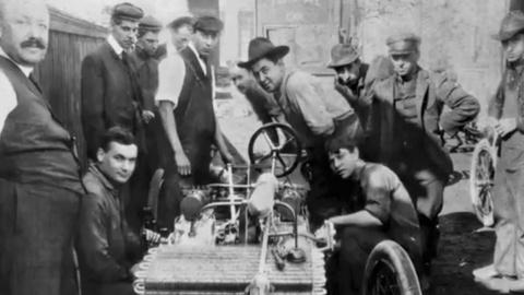 American Experience -- S25 Ep2: Henry Ford's Experiments with Auto Design