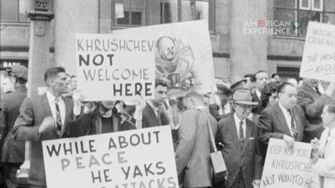 American Experience -- S26 Ep7: Khrushchev's Cool Welcome in NY