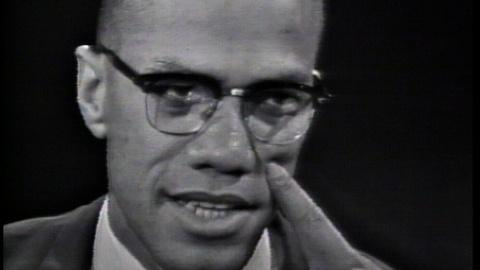 American Experience -- S6: Malcolm X Challenges Martin Luther King's Goals