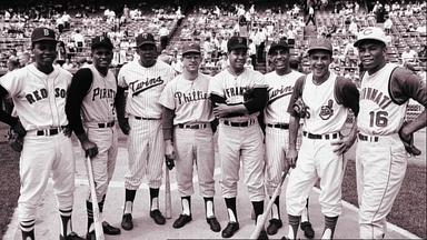 Latino Ballplayers Join the Major Leagues