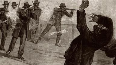 A Bloody Labor Battle