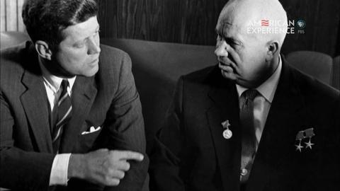 American Experience -- S1: JFK on the Enemy: The Red Threat
