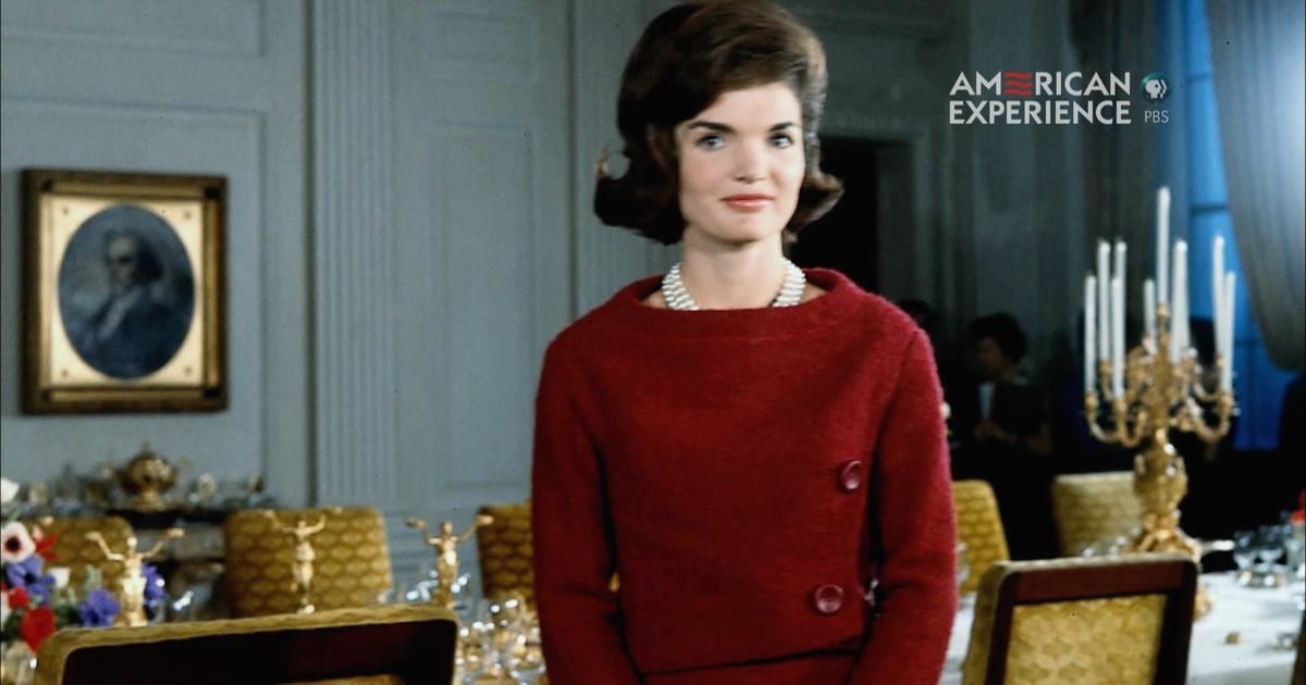 Kennedy Historic White House Tour Film The Jackie /& John F