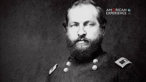 American Experience -- S28 Ep4: Garfield and Military Service: Committed to the Cau