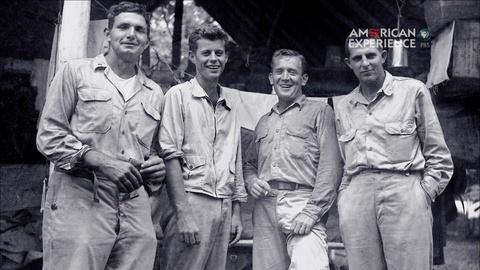 American Experience -- S1: JFK and Military Service: The Rescue