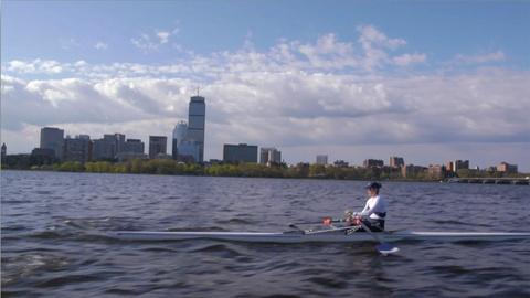 American Experience -- Olympian Profile: Caryn Davies