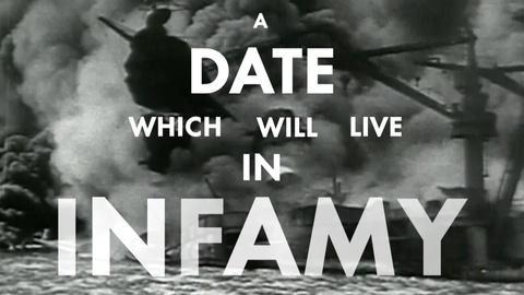 FDR's Pearl Harbor Speech