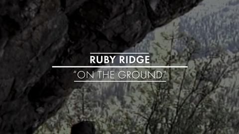 American Experience -- Ruby Ridge scene breakdown