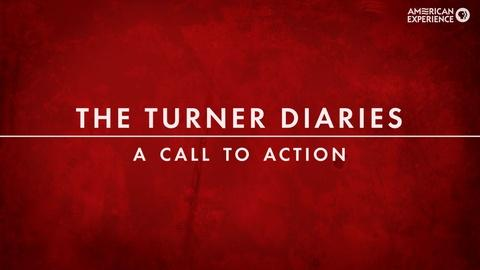 American Experience -- Oklahoma City: The Turner Diaries