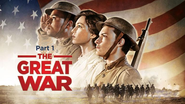 American Experience: The Great War: Part 1