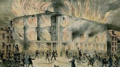The Burning of Pennsylvania Hall