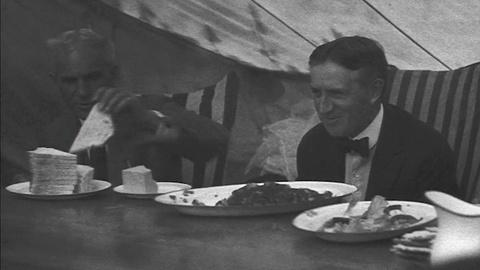 """American Experience -- S1: Henry Ford """"Camping"""" with Edison and Firestone"""