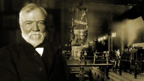American Experience -- Andrew Carnegie: The Richest Man in the World