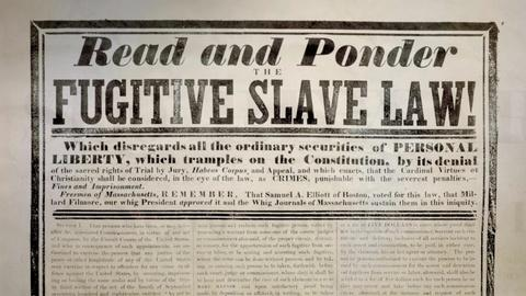 American Experience -- S25 Ep12: Fugitive Slave Act