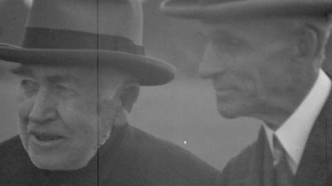 American Experience -- S1: Henry Ford and Thomas Edison