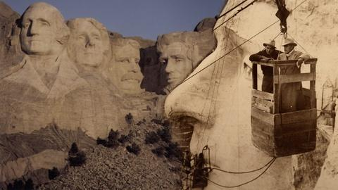 American Experience -- Mount Rushmore Preview
