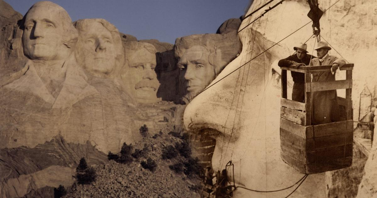 Mount Rushmore Chapter 1 American Experience Pbs