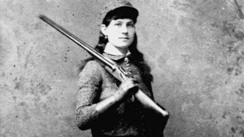 American Experience -- S18 Ep12: Annie Oakley Chapter 1