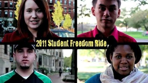 American Experience -- 2011 Student Freedom Ride