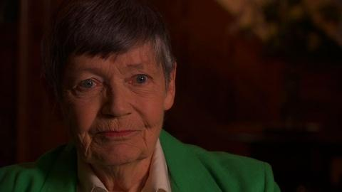 American Experience -- S23 Ep11: From the film Freedom Riders: Genevieve Hughes on.