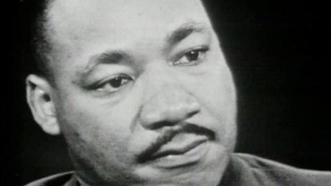 "American Experience -- S16: Martin Luther King on ""The Negro and the American Promi"
