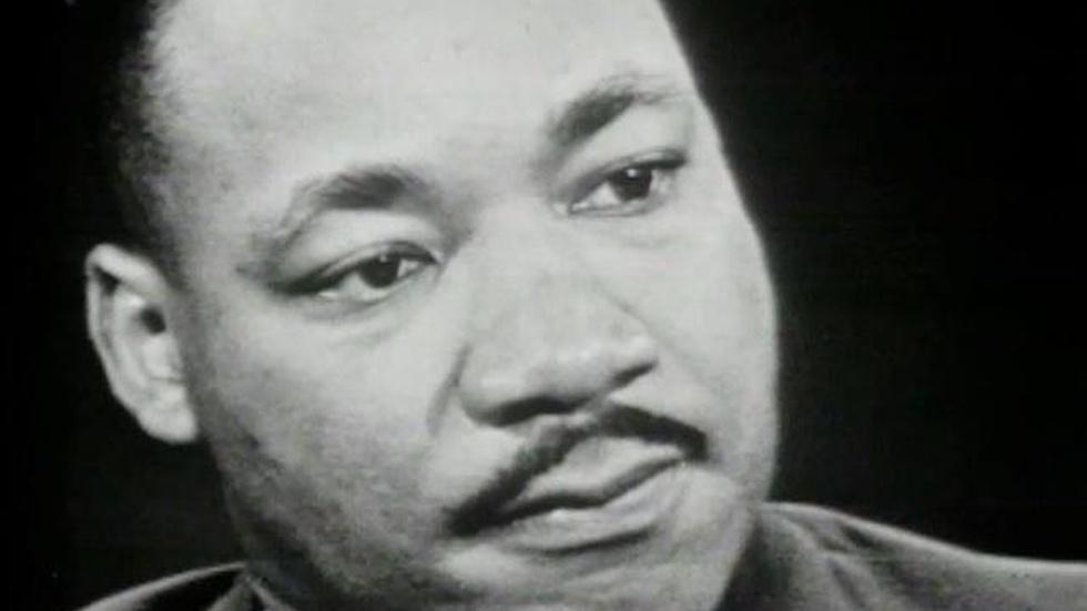"""S16: Martin Luther King on """"The Negro and the American Promi image"""