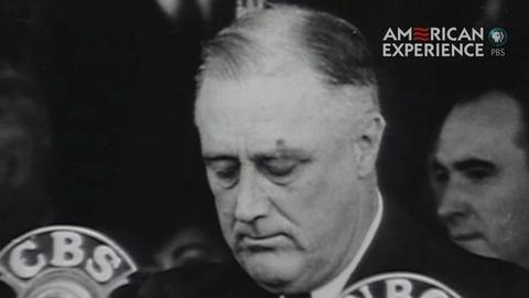 American Experience -- S24: FDR on Policing the World: Hitler's Threat