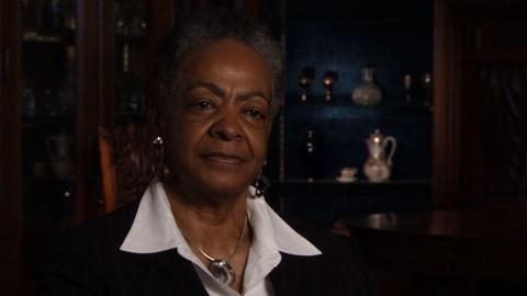 American Experience -- S23 Ep11: From the film Freedom Riders: Glenda Davis on the