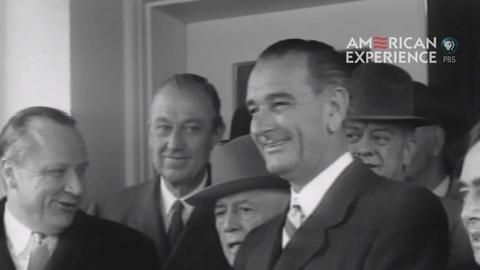 American Experience -- S24: LBJ and Age: A Young Leader