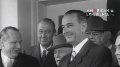 LBJ and Age: A Young Leader