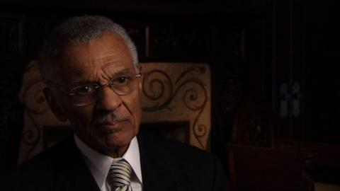 American Experience -- S23 Ep11: From the film Freedom Riders: Rev. C.T. Vivian on.