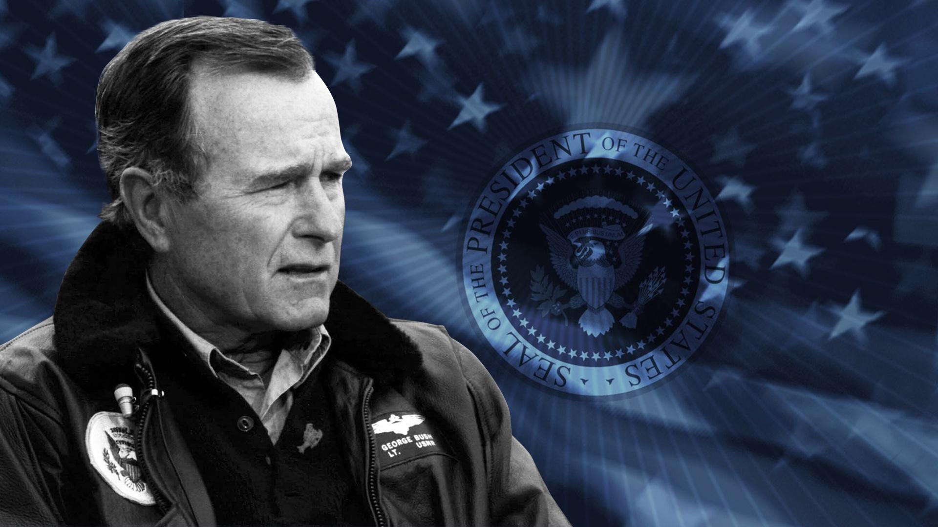 the presidents george h w bush american experience pbs