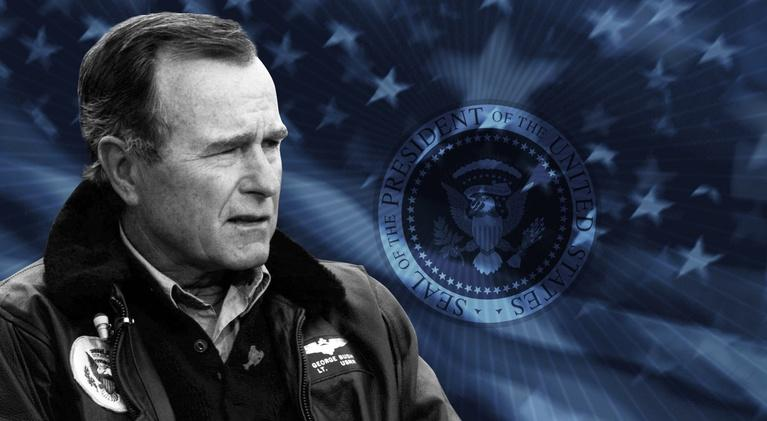 American Experience: The Presidents: George H.W. Bush