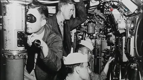 American Experience -- S24: Carter and Military Service: Nuclear Submarine Officer