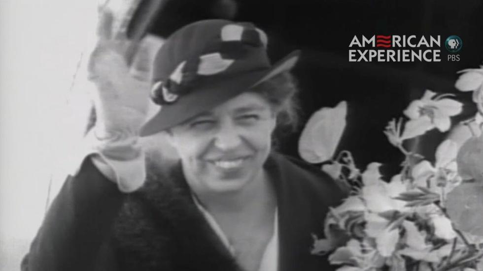 FDR's First Lady: Eleanor image