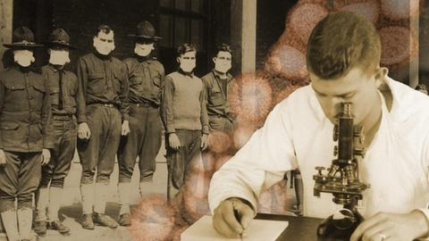 American Experience -- Influenza 1918