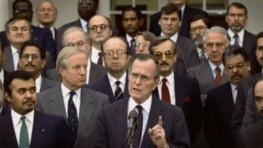 George H.W. Bush, Part 1 Preview