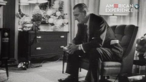American Experience -- S24: LBJ on Unity: Kennedy vs. Johnson