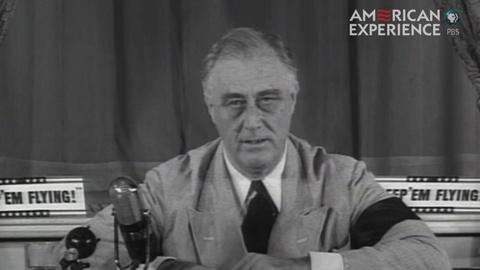 American Experience -- S24: FDR on Lying: Creating a Reason to Go to War