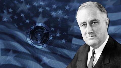 American Experience -- S7 Ep1: The Presidents: FDR